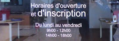 Temporis Tourcoing - Horaires d'ouverture