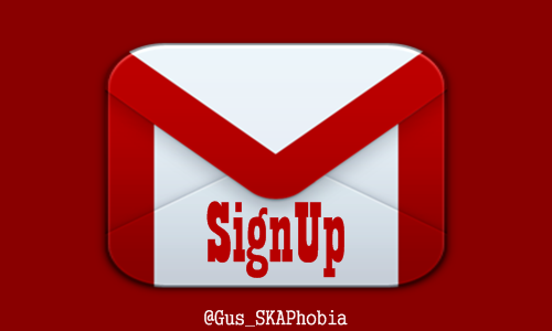 Google Mail (gmail) SignUp