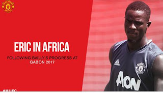 Eric Bailly Kembali Ke Manchester United