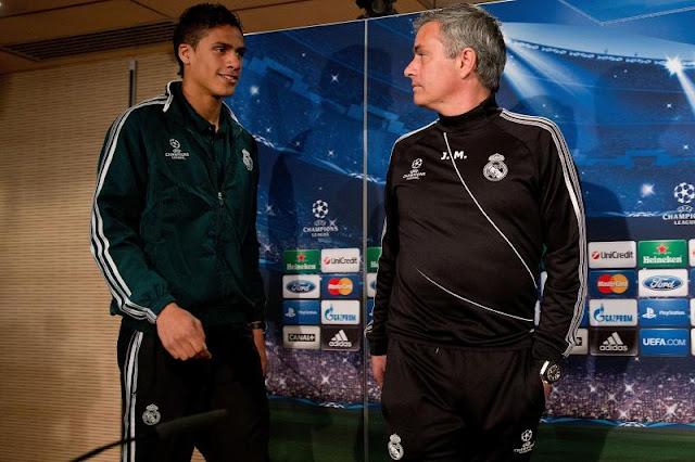 Real Madrid Rela Melepas Varane Ke Old Trafford Dengan Bandrol 54 Juta Euro