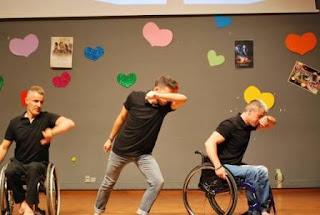 Χορευτικό αντρών