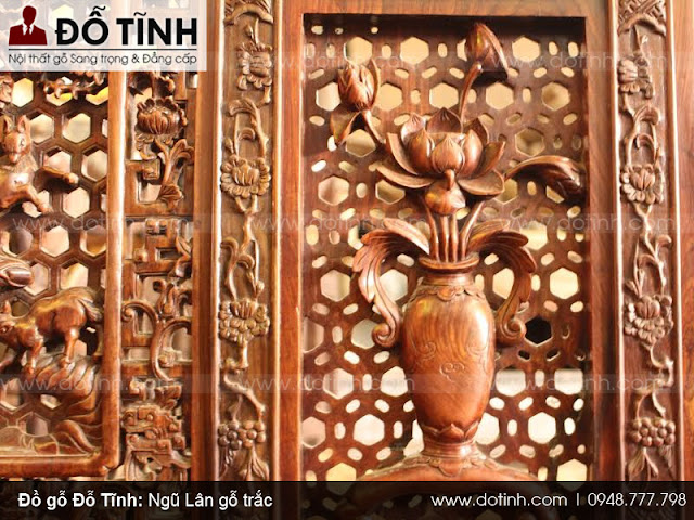 Sản phẩm bộ bàn ghế trường kỷ đẹp Hải Minh