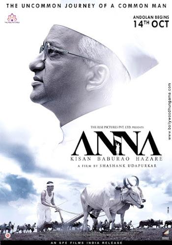ANNA (2016) Movie Poster