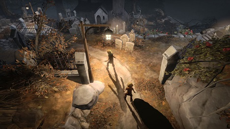 Brothers: A Tale of Two Sons Trailer