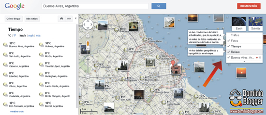 Como colocar Google Maps en Blogger - Paso 2