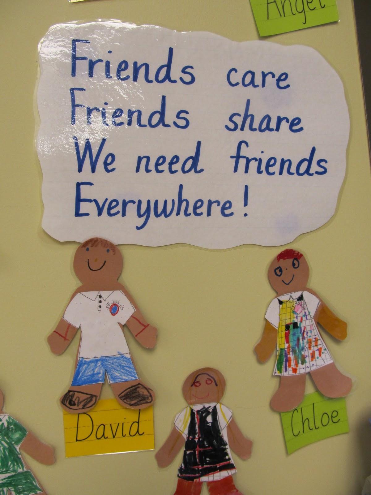 Preschool Playbook Making New Friends