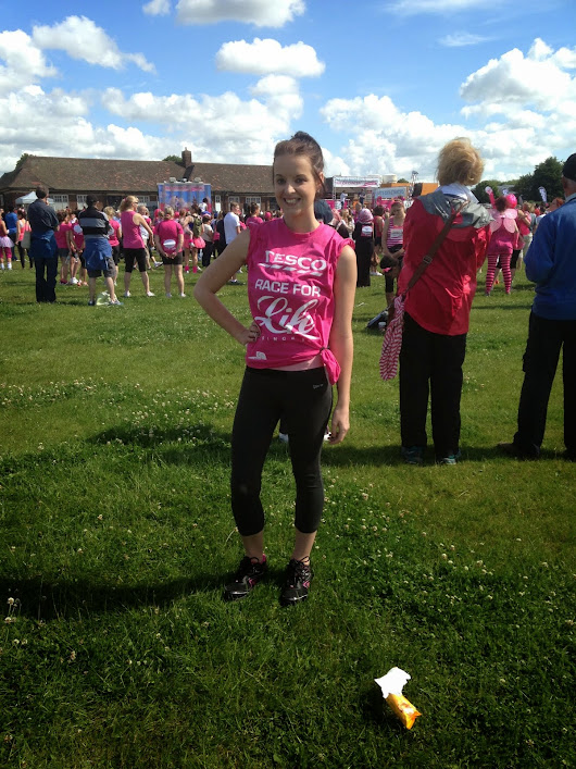 Race for Life: Cancer, We're Coming to Get You