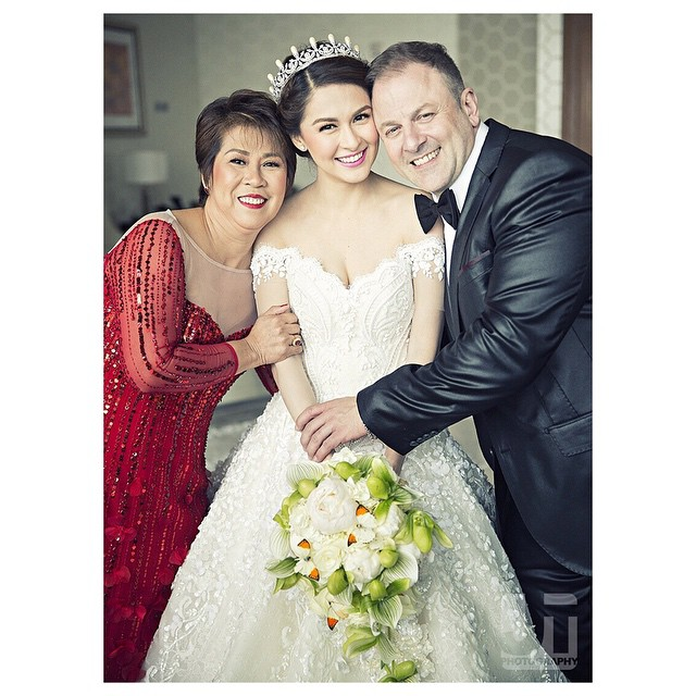 marian rivera wedding
