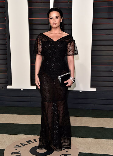Demi Lovato – 2016 Vanity Fair Oscar Party Red carpet Dresses