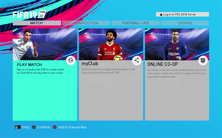 Pes 19 Playing Styles