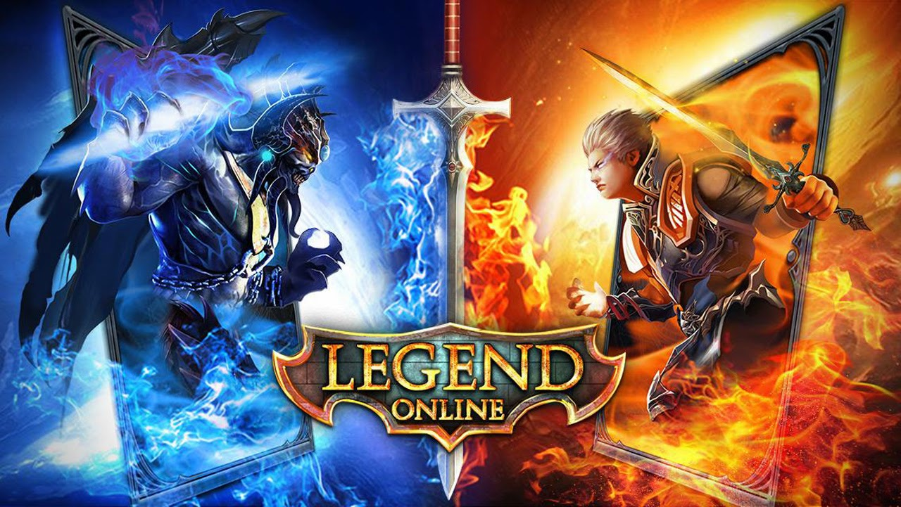 Legenda Naga Online