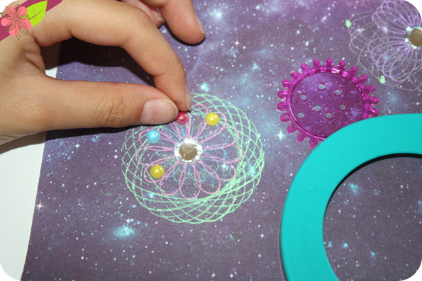 Nebulous Stars - Coffret Étoiles Spiro