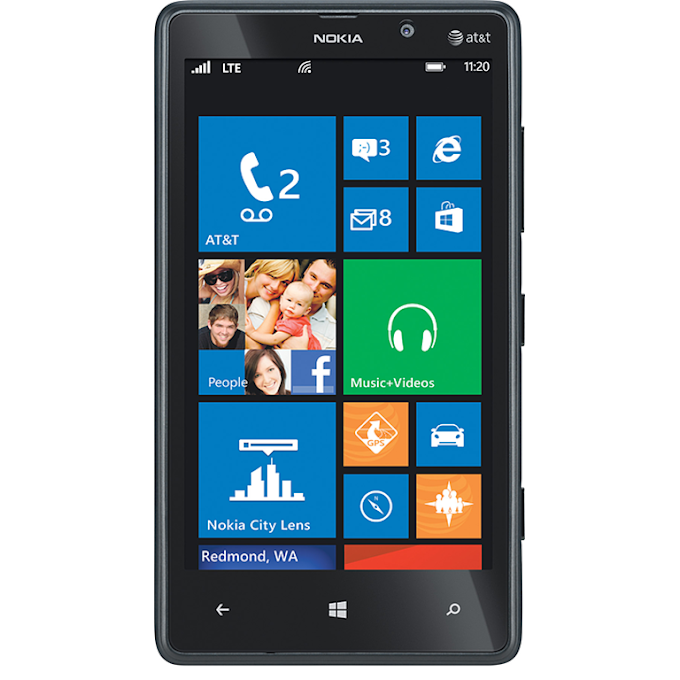 Nokia Lumia 820 for AT&T receives Windows Phone 8.1 with Lumia Cyan