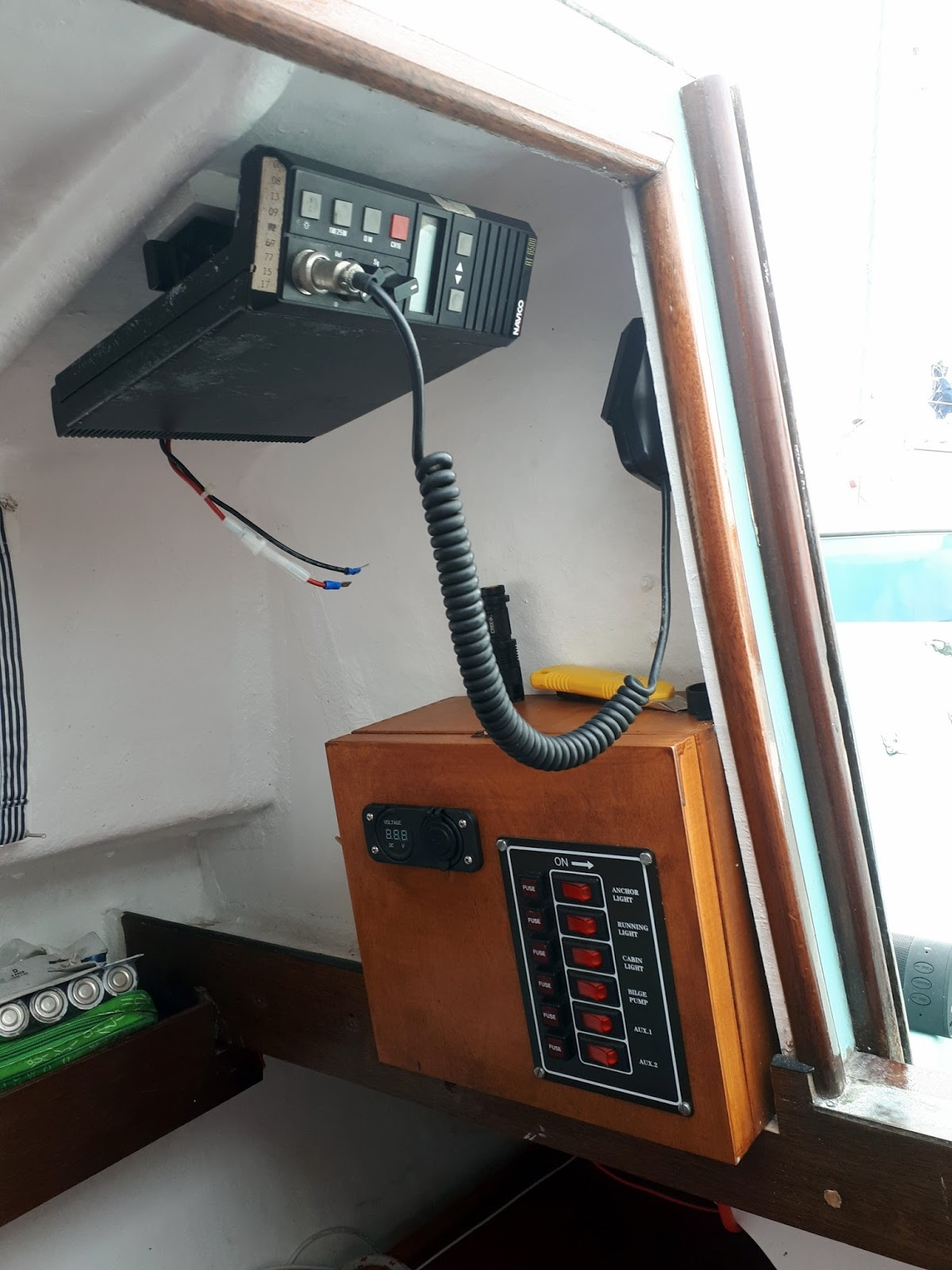 Prime Ships Log Yacht Sparrow Completed Job List Winter Layover 2017 18 Wiring Database Gramgelartorg