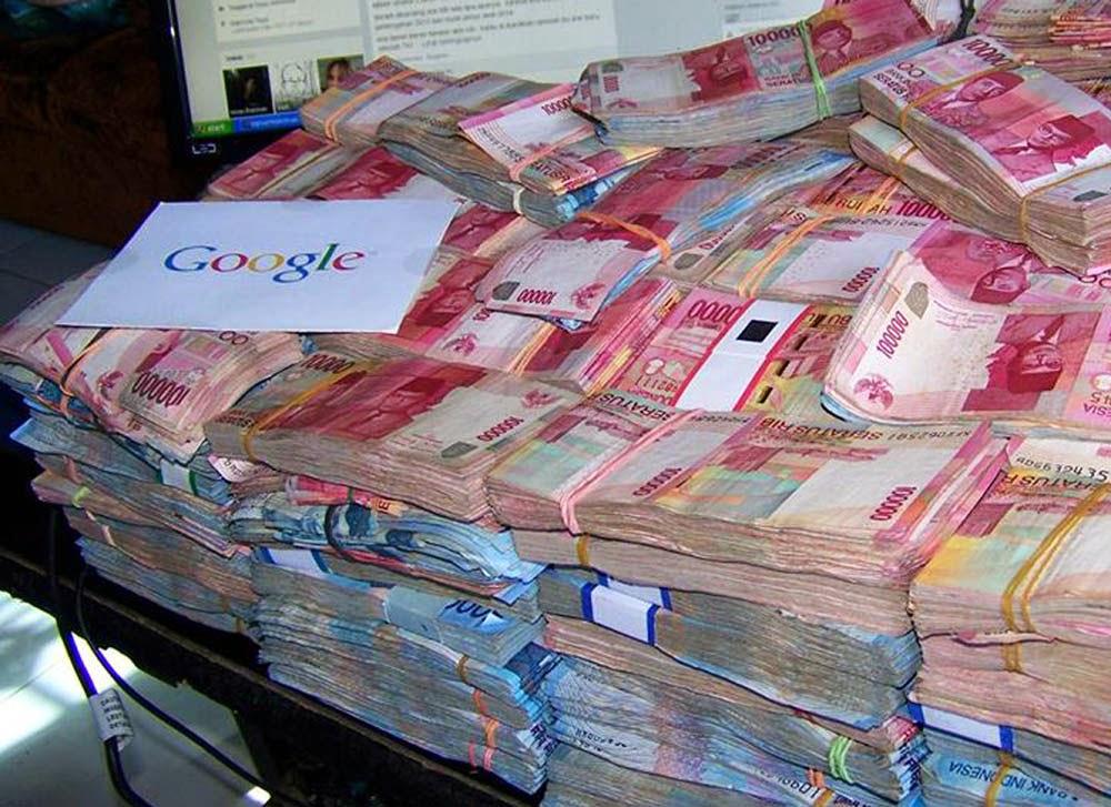Uang Dari Google