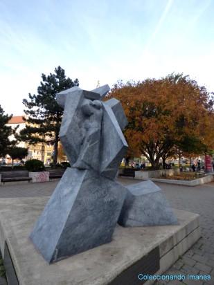 monumento a Sztehlo Gabor