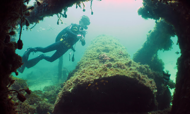 Volunteers use 3-D imaging to map shipwrecks in Australia