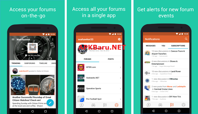 Tapatalk: Forum & Interests v5.6.5 Apk Terbaru