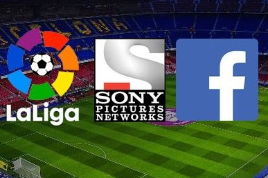 Facebook and Sony Deal: La Liga on Indian Televisions