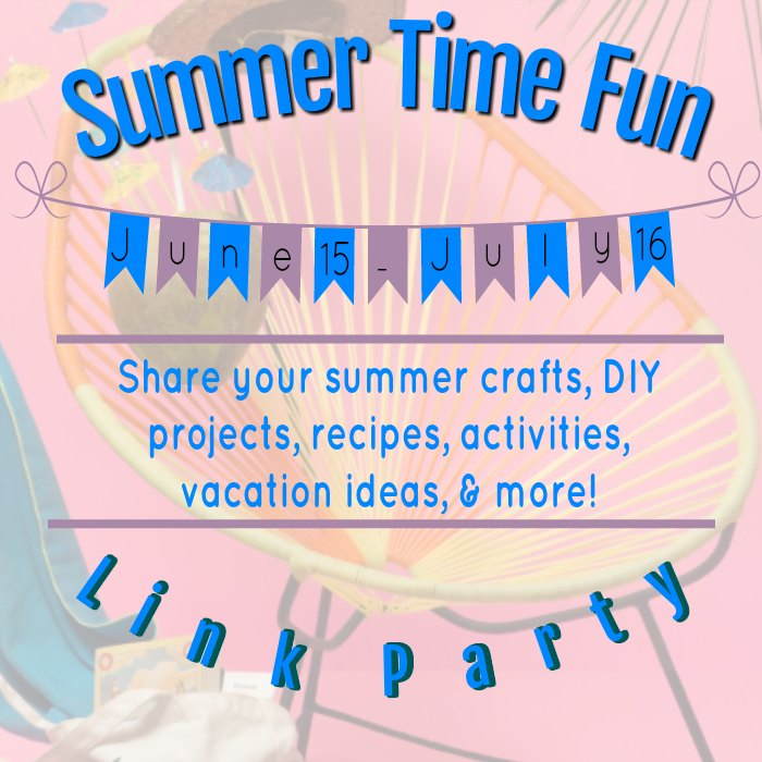 Summertime Fun Link Party
