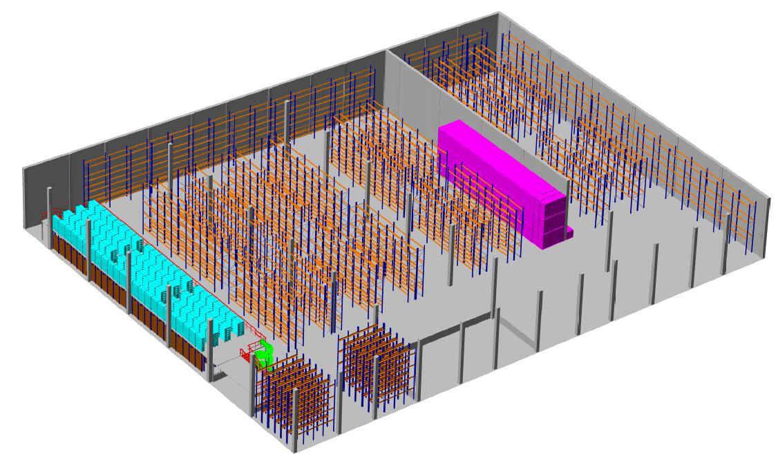 Almacenamiento En Estanterias Metalicas.Linealcero Almacenamiento En Estanterias Metalicas Parte 3ª