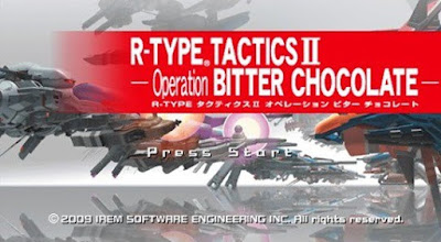 Download R-Type Tactics II - Operation Bitter Chocolate PSP PPSSPP Highly Compressed