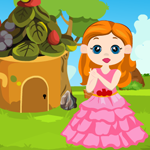 G4K Cute Pinky Girl Rescue Game
