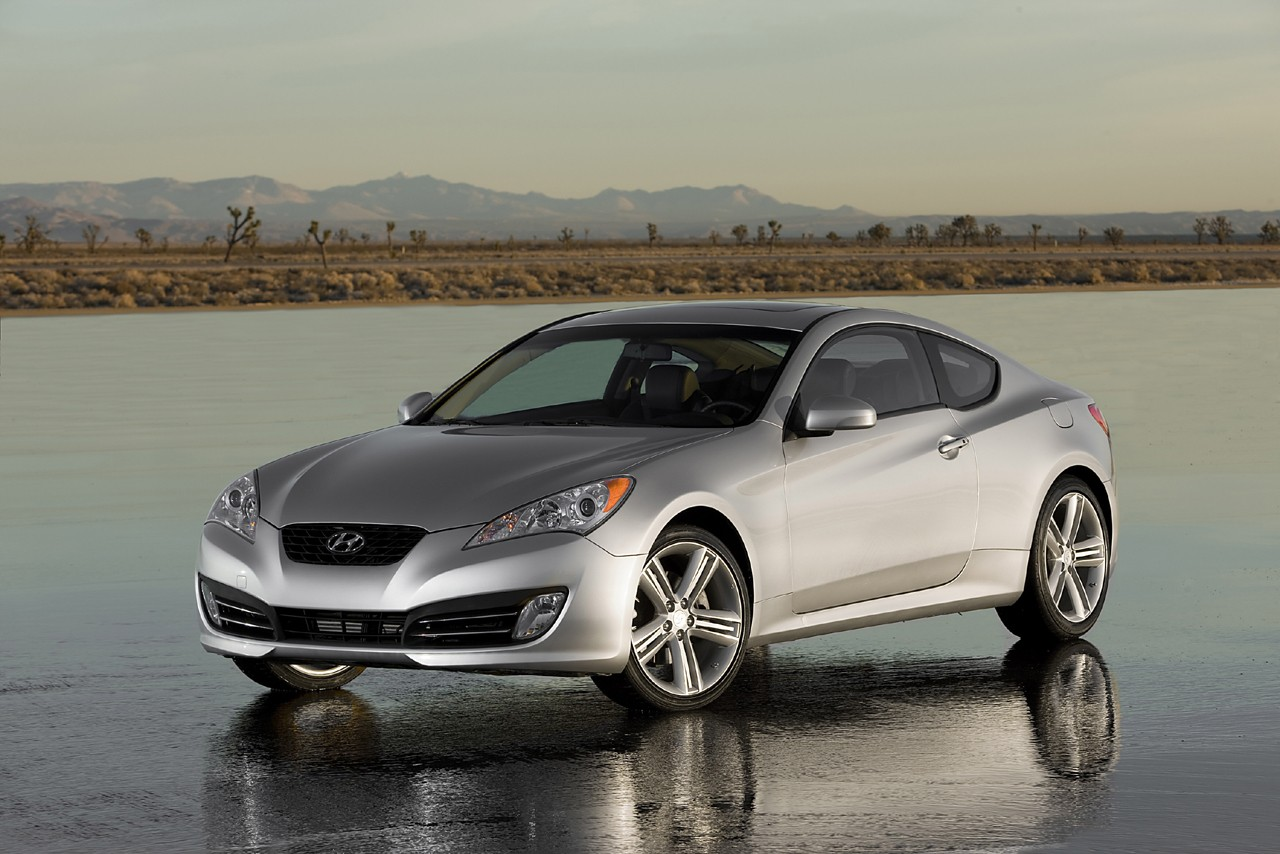 World Car Wallpapers: Hyundai Genesis Coupe