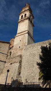 Ontinyent, Campanario de Santa María.
