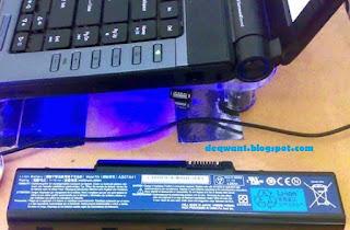 Cara Mengatasi Baterai Laptop Ngedrop