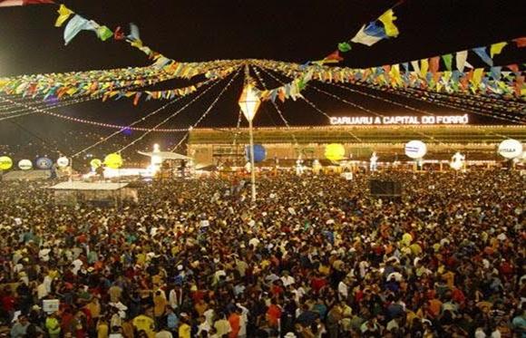 Festa de Nossa Senhora de Caacupê - Ponta Porã
