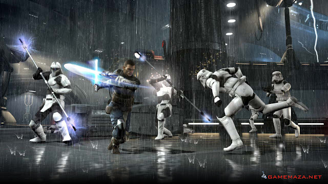Star Wars The Force Unleashed 2 Screenshot 1