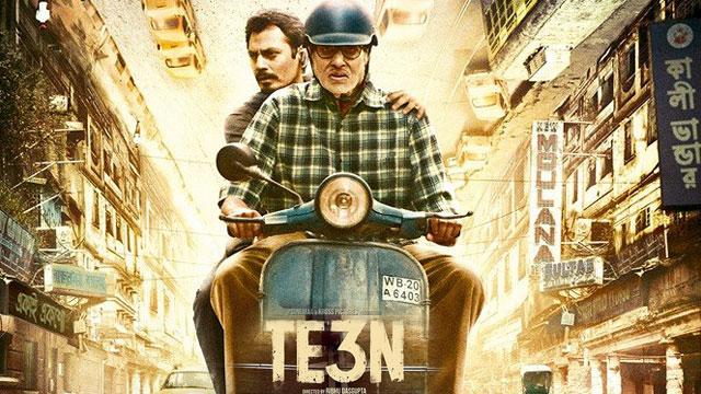 Te3n Hindi Full Movie 700MB Download
