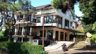 Sewa Villa Di Lembang Bandung Barat - Jawa Barat Indonesia