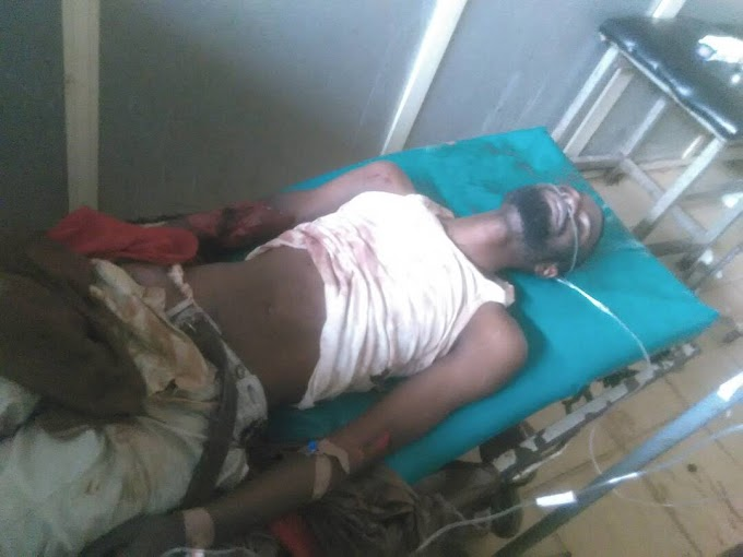 A Truck Killed A Student Of Allover Central Polythecnic In Ota, Ogun State