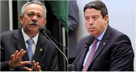 Biu e Artur Lira tem mais de R$ 4 milhões em bens bloqueados pelo STF