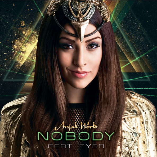 Anjali World - Nobody (feat. Tyga) - Single Cover