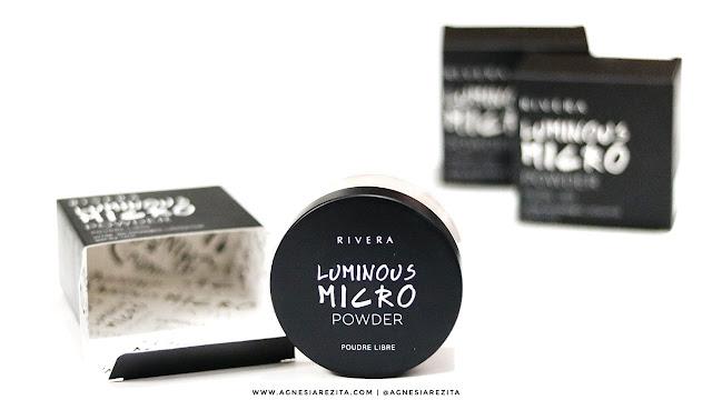 Rivera Luminous Micro Powder All Shades