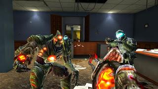 Merupakan sebuah game FPS dengan grafis lumayan keren dan punya gameplay yang lumayan seru Unduh Game Android Gratis The Conduit HD apk + obb