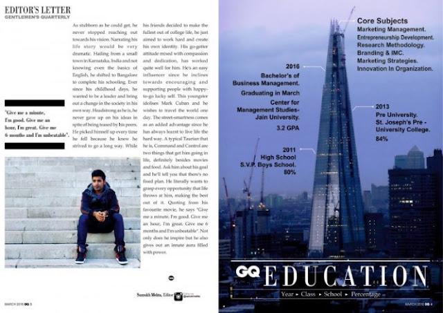 isi CV resume infografis kreatif bergaya majalah