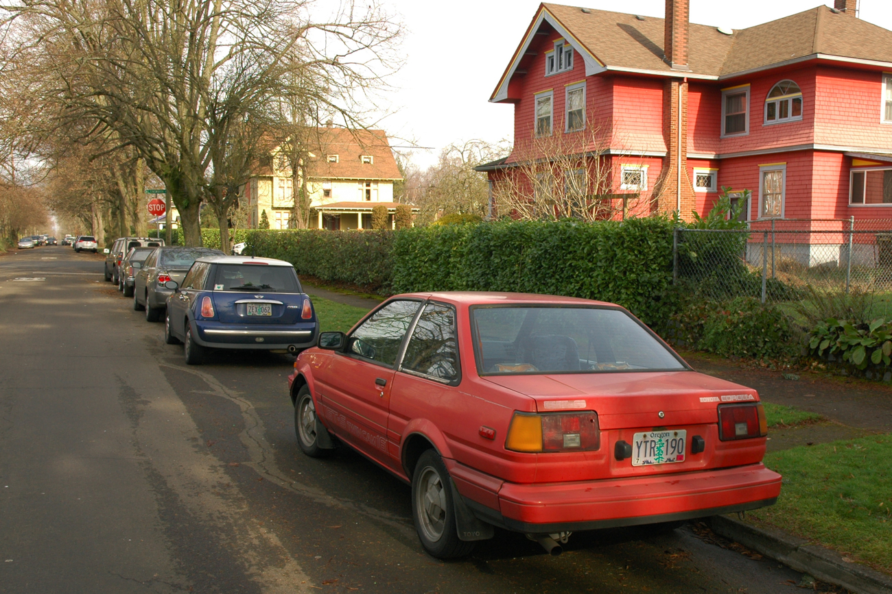 1986 Toyota Corolla GT S AE86 GTS Hachi Roku Hatchback Coupe 4age Initial D 2 87 [ toyota corolla 2005 trailer wiring colors manual ] wiring  at bayanpartner.co