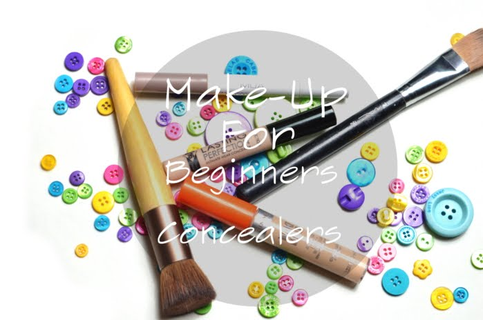 Make-Up, Beginners, Guide, Help, Concealers, Product, Cosmetic