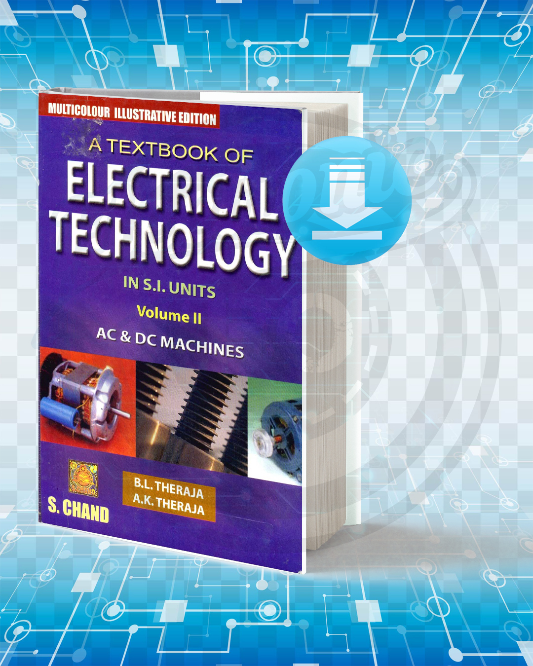 a textbook of electrical technology volume 2 pdf free download