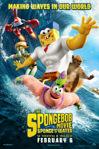 The SpongeBob Movie: Sponge Out of Water [2015] [DVD5 + DVD9] [NTSC] [Latino]