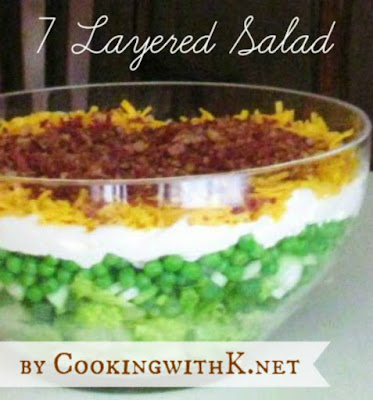 7 Layered Salad