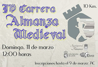 Carrera Popular Almanza Medieval