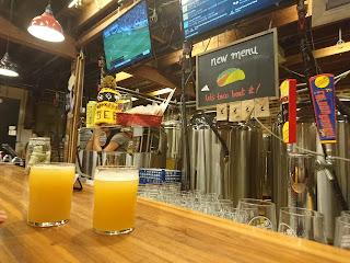Raleigh krok upp barer