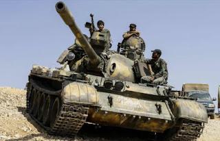 Duro golpe a Daesh en Homs: Siria y Rusia lo atacan en Al-Sujna