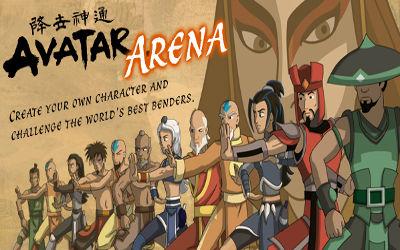 Avatar Arena - Jeu de Combat sur PC