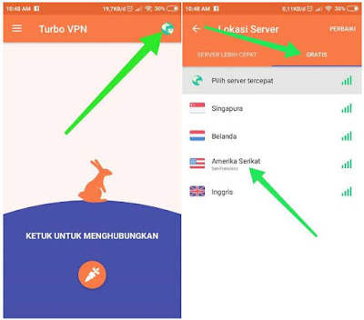 Cara Mengaktifkan VPN Indosat Maupun Operator Lain